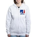 Ambullneo Mastiff Women's Zip Hoodie
