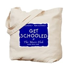 """Get Schooled"" Tote Bag"