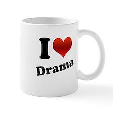 I Heart (love) Drama Mug