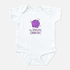 I'M a Zero Level Character! K Infant Bodysuit