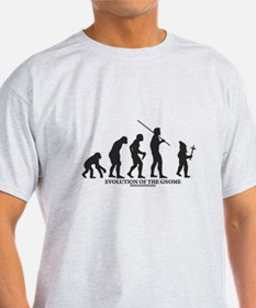 Evolution of the Gnome T-Shirt