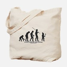Evolution of the Gnome Tote Bag