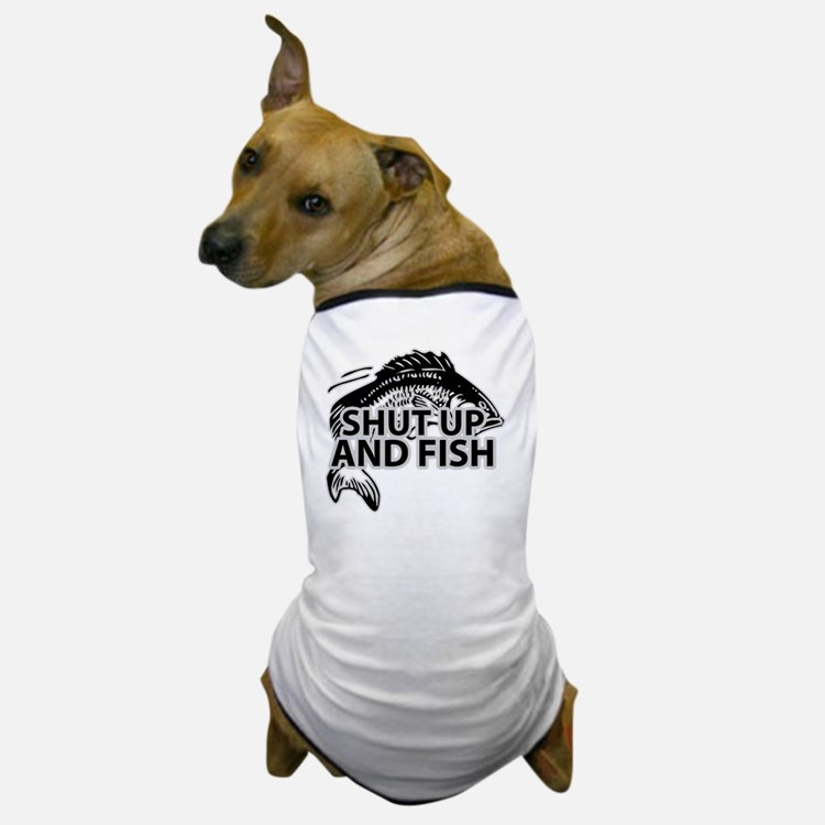 Cute Shut up Dog T-Shirt