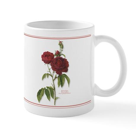 Bishop Rose Mug