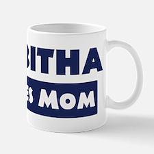 Tabitha Loves Mom Mug