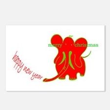 hny mc postcards (Package of 8)