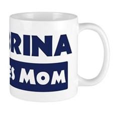 Sabrina Loves Mom Mug