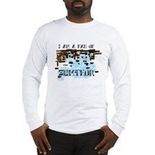 Cute Archtecture Long Sleeve T-Shirt