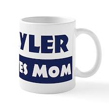 Skyler Loves Mom Mug