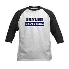 Skyler Loves Mom Tee