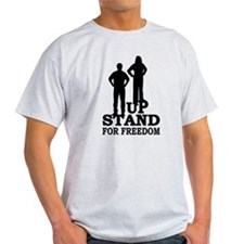 Stand Up For Freedom T-Shirt