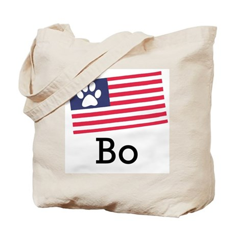 Bo Obama Tote Bag