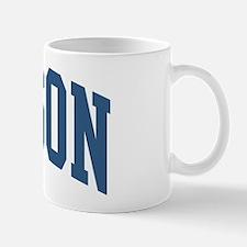 Benson Collegiate Last Name Mug