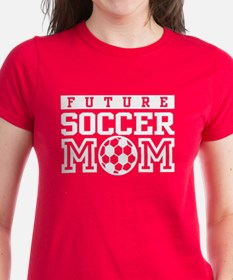 Future Soccer Mom Tee