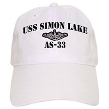 USS SIMON LAKE Baseball Cap