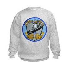 USS SIMON LAKE Sweatshirt