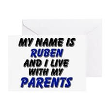 my name is ruben and I live with my parents Greeti