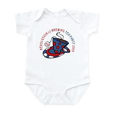 Tea Party Revolution '09 Infant Bodysuit