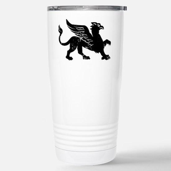 Gryphon Stainless Steel Travel Mug