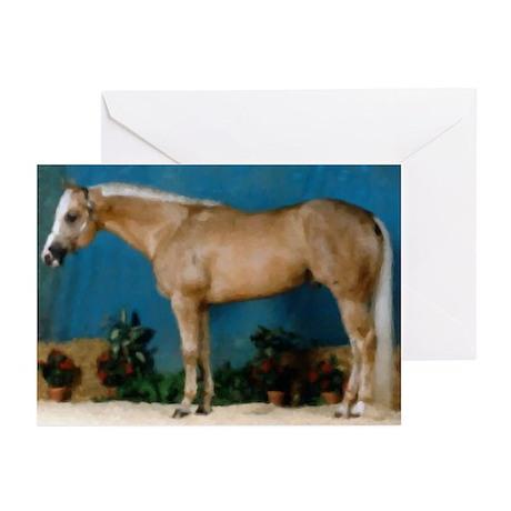 Palomino Greeting Cards (Pk of 10)