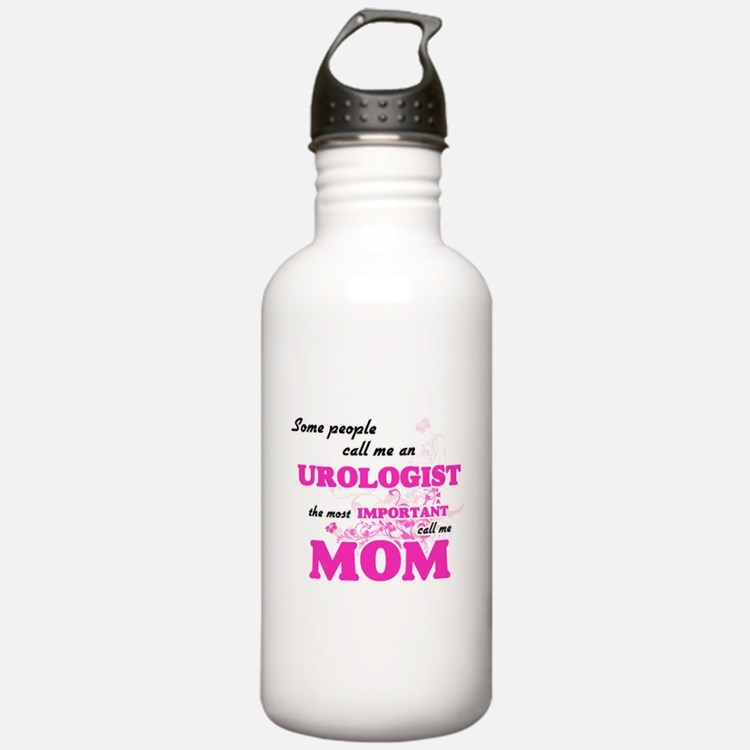 Some call me an Urolog Water Bottle