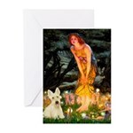 Midsummer / Scottie (w) Greeting Cards (Pk of 10)