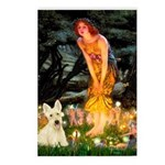 Midsummer / Scottie (w) Postcards (Package of 8)