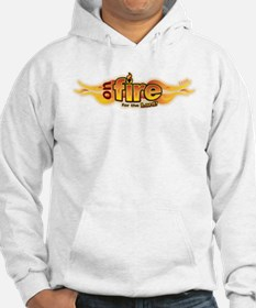 On Fire for the Lord Hoodie