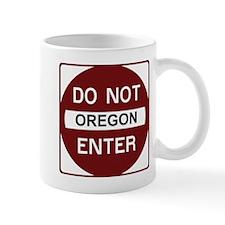 Cute Oregon Mug