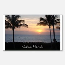 Naples, Florida Decal