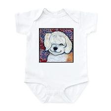 Terrier Mix Infant Bodysuit