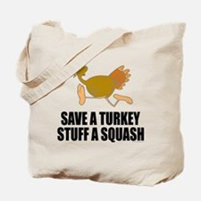Vegetarian Thanksgiving Tote Bag