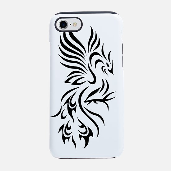 Tribal Phoenix iPhone 7 Tough Case