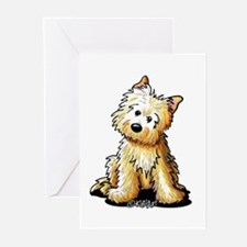 Sitting Cairn Greeting Cards (Pk of 10)