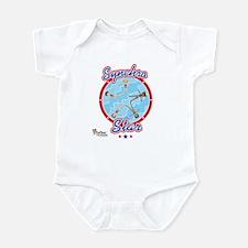 Synchro Stars1 Infant Bodysuit