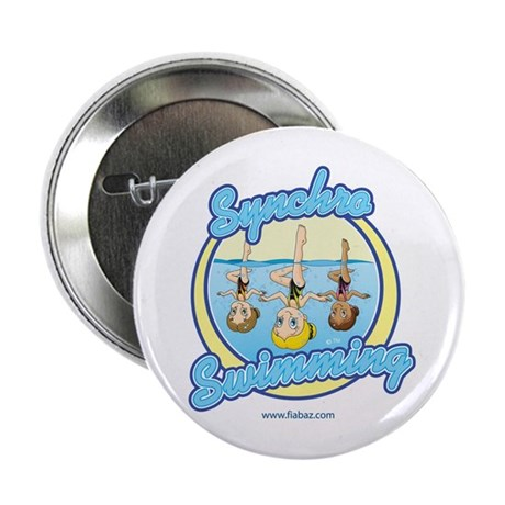 """Synchro Stars2 2.25"""" Button (100 pack)"""