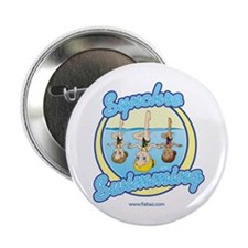 "Synchro Stars2 2.25"" Button (10 pack)"