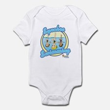Synchro Stars2 Infant Bodysuit