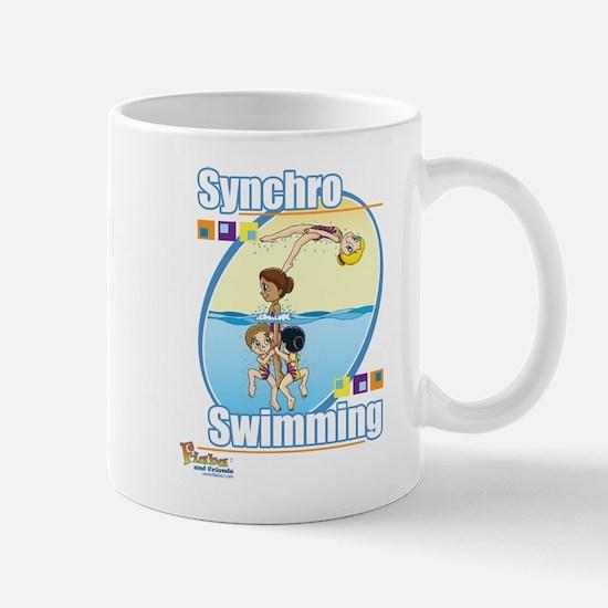 Synchro Stars3 Mug