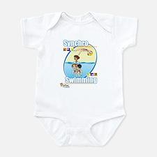 Synchro Stars3 Infant Bodysuit