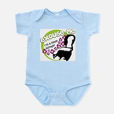 Little Stinker Infant Creeper