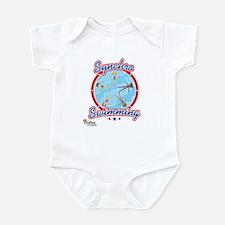 Synchro Stars5 Infant Bodysuit