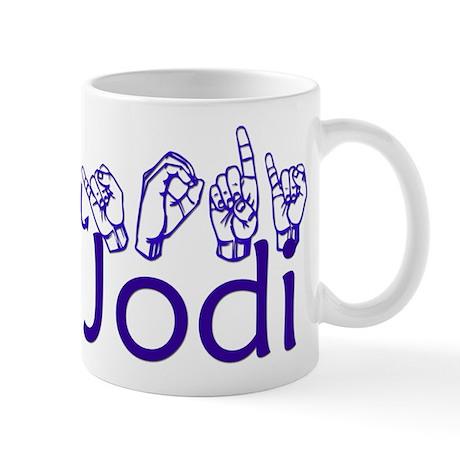 Jodi Mug