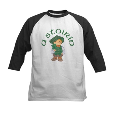 My Little Darlin' (Boy Kids Baseball Jersey