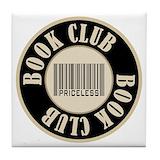 Book Drink Coasters
