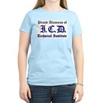 ICD Tech  Women's Pink T-Shirt