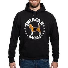 Beagle Mom Hoodie