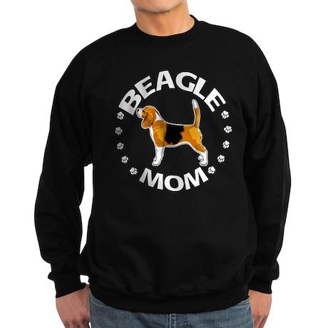 Beagle Mom Sweatshirt (dark)