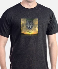 Wolf ~ Shaman's Dream ~ T-Shirt
