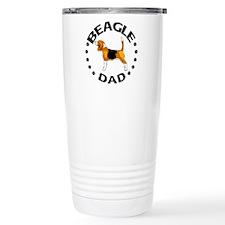 Beagle Dad Travel Coffee Mug